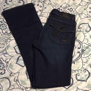 Rock & Republic Kassandra boot cut jeans. Size 2.